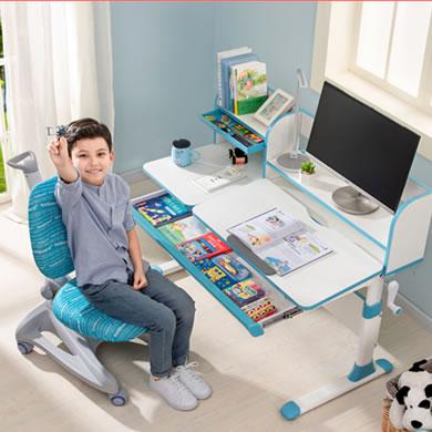 護童兒童高端學習桌椅