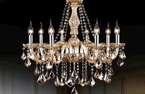 湖南燈飾燈具市場