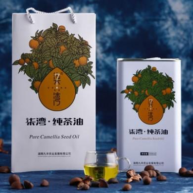 九丰柒湾纯茶油源产地直供